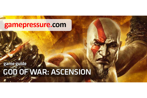 God of War: Ascension Game Guide & Walkthrough