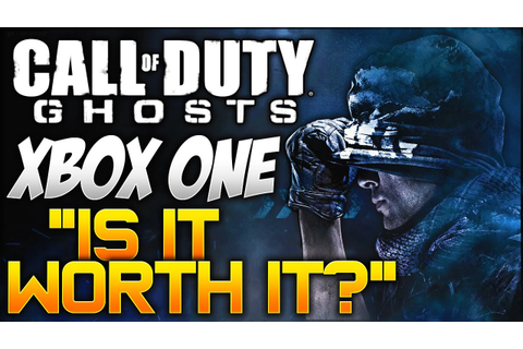 "Call of Duty: Ghosts ""XBOX ONE"" Multiplayer Gameplay - IS ..."
