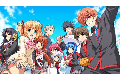 Little Busters ! | Anime I've Watched . . . | Pinterest ...