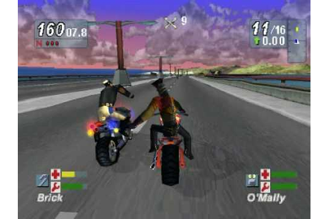 skyrez 23: Road Rash Jailbreak ps1 (264mb)