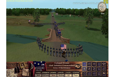 Civil War: The Battle of Bull Run - Take Command 1861 ...
