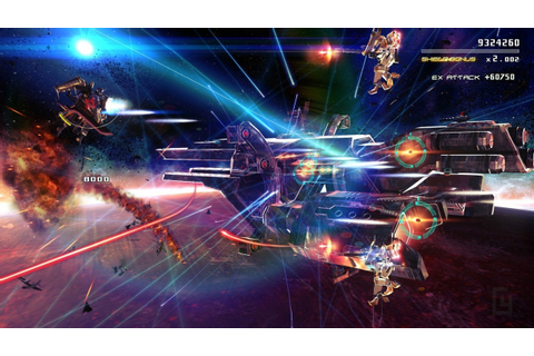 Astebreed is now available on PS4 – GTOGG