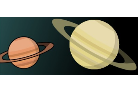 Illustrate the Rings of Saturn – inkscape tutorials blog