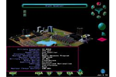 CyberJudas Download (1994 Strategy Game)