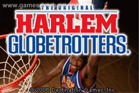 Harlem Globetrotters: World Tour - Nintendo Game Boy ...