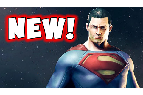 New Superman Game Coming Soon? - YouTube