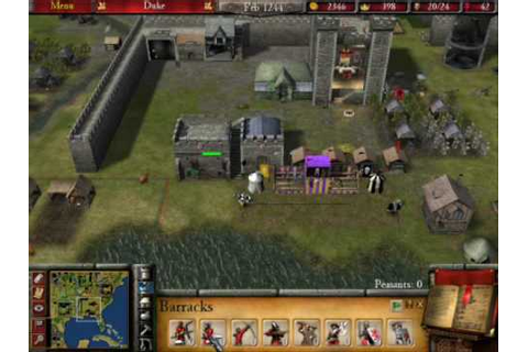Stronghold 2 Deluxe (PC) Game Review - YouTube