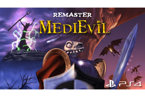 MediEvil Remaster Could Include MediEvil 2 With Pre-Orders ...