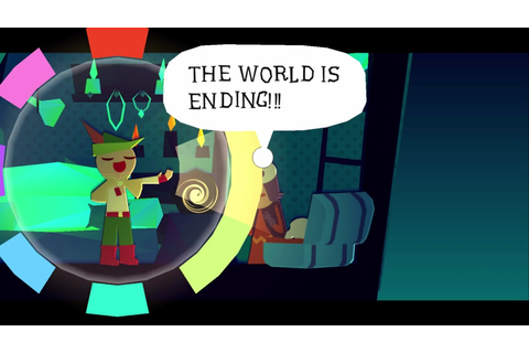 Wandersong announced for Switch, from Dumb & Fat Games and ...