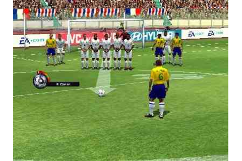 FIFA Football 2003 - PC Game Download Free Full Version