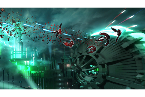 Resogun Review - IGN