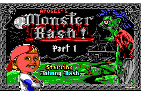 Monster Bash - My Abandonware