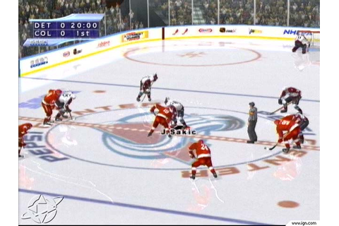NHL 2K2 Screenshots, Pictures, Wallpapers - Dreamcast - IGN