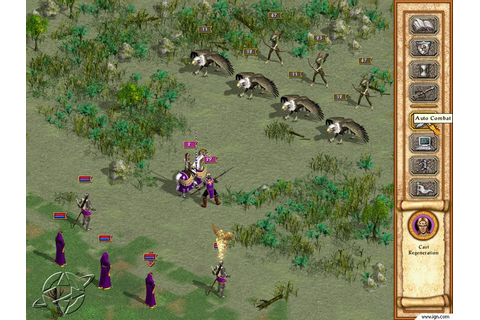 Heroes of Might and Magic 4 Screenshots, Pictures ...
