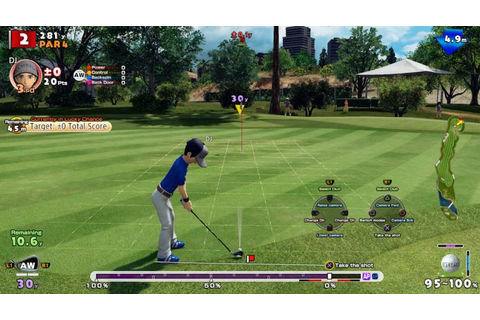 Best Golf Games On PS4 Or Xbox One So Far - Level Smack