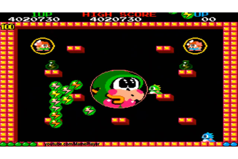Taito Bubble Bobble Game Related Keywords - Taito Bubble ...