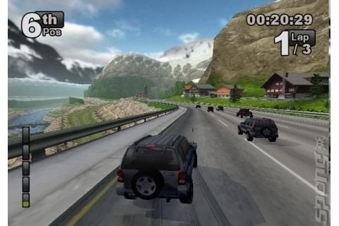 Screens: Jeep Thrills - PS2 (2 of 3)