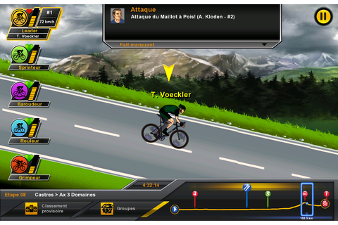 Tour de France 2013 – Le Jeu Android 7/20 (test, photos ...