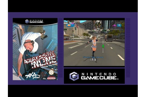 AGGRESSIVE INLINE - GameCube Game Review - YouTube