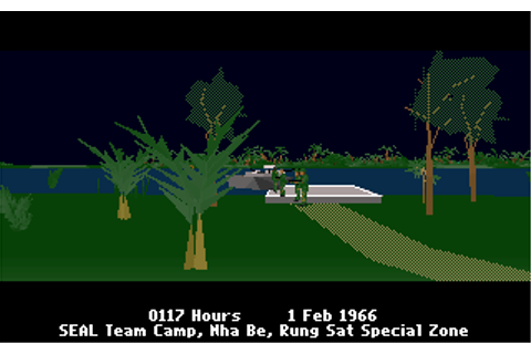 SEAL Team | Old MS-DOS Games | Download for Free or play ...