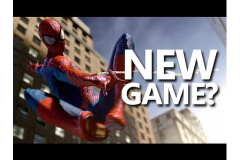 New Spider-Man Video Game Might Be In Development - YouTube