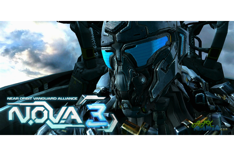 N.O.V.A. 3 Near Orbit v1.0.7 APK DATA | Android Free Games