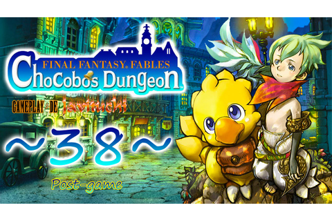 Final Fantasy Fables: Chocobo's Dungeon [Wii] ~38 ...