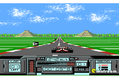 Денди игры » Formula One Built to Win / Формула один ...