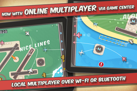 Flight Control for iPhone Update: Online Multiplayer ...