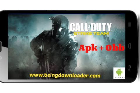 Call Of Duty Strike Team 1.0.40 apk + obb Full Android ...