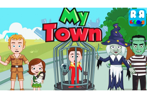 My Town : Haunted House (By My Town Games LTD) - New Be ...