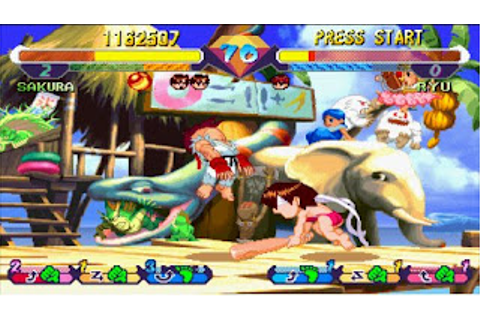The Best Game Collections: Super Gem Fighter Mini Mix PSP ...