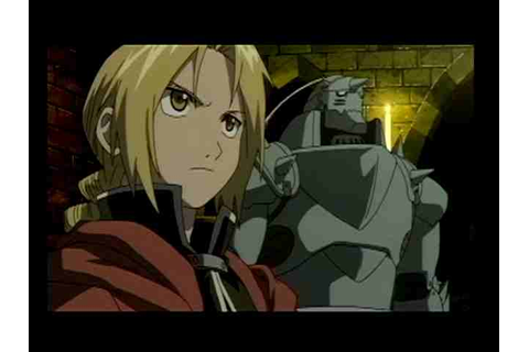 All Fullmetal Alchemist 2: Curse of the Crimson Elixir ...