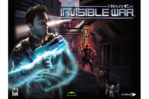 pic new posts: Deus Ex Invisible War Wallpaper
