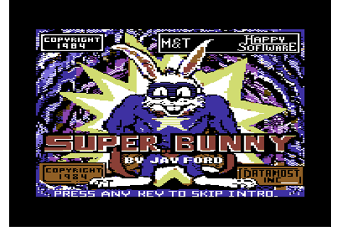 Download Super Bunny - My Abandonware