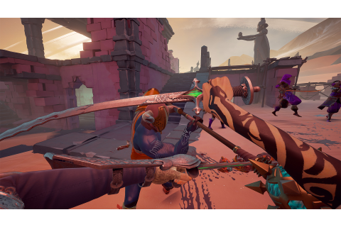 Mirage: Arcane Warfare Review - Heads Will Roll, That's ...