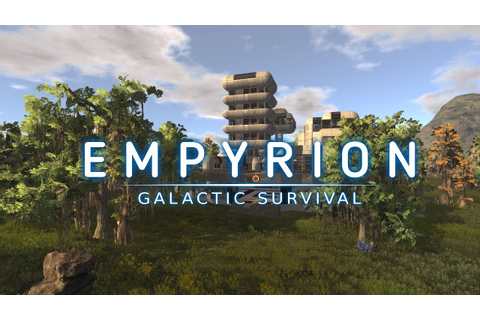 Empyrion - Galactic Survival: Alpha Launch Trailer - YouTube