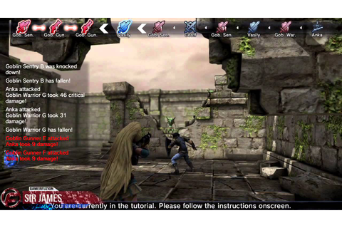 Natural Doctrine Walkthrough Part 1 | PS4 - YouTube