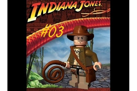 LEGO Indiana Jones : la trilogie originale | Episode 3 (PC ...