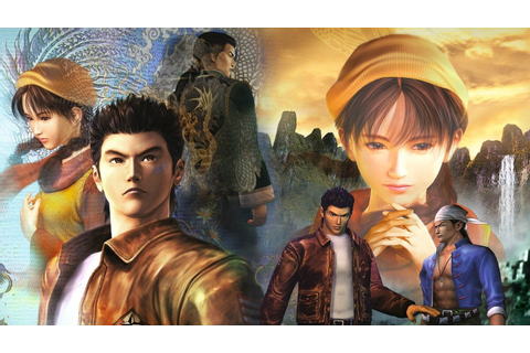 Shenmue 1 and 2 Being Re-Released on PS4, Xbox One, and PC ...
