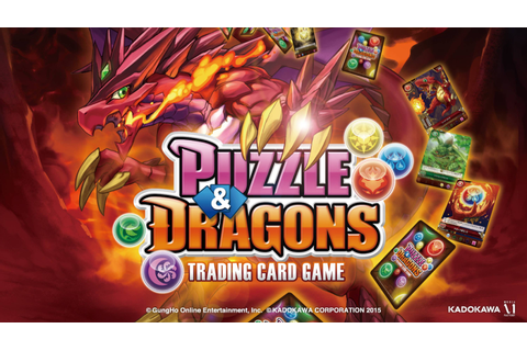 Puzzle and Dragon Trading Card game | Puzzle & Dragons ...