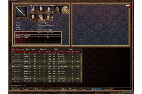 Strength & Honour 2 - screenshots gallery - screenshot 4 ...