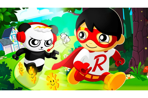 Ryan ToysReview Official Fun Game (Tag With Ryan) Android ...