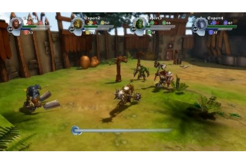 Co-Optimus - Screens - Orc Attack: New Game Allows Four ...