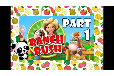 NEW GAME: Ranch Rush & MY VOICE IS SO WEIRD! - YouTube