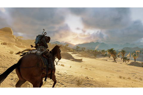 Assassin's Creed Origins, Six Months Later