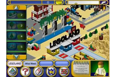 Legoland PC CD Rom Game Play (1) - YouTube