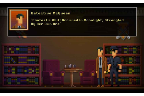 Review: The Darkside Detective :: Game Reviews ...