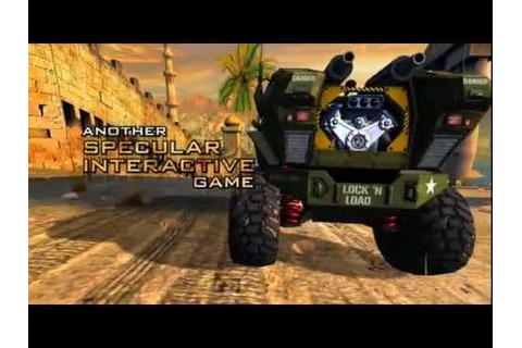 Dirty Drivin' Arcade Trailer (Specular Interactive/Raw ...