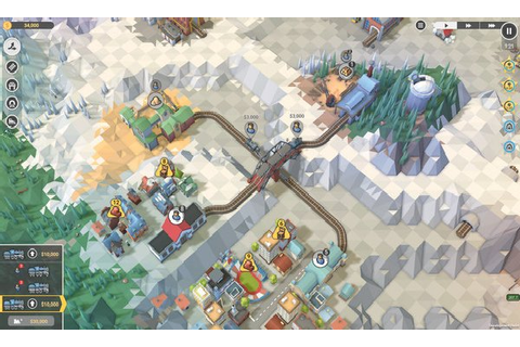 Train Valley 2 PC Game - Free Download Full Version